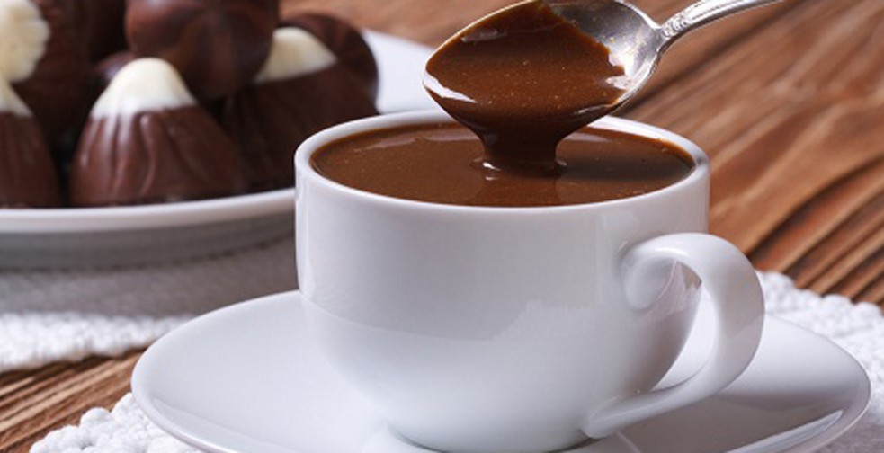 Receita do dia: Chocolate Quente
